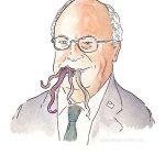 Dick Cheney Veeptopus image - art by Jonathan Crow