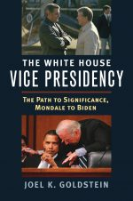 The White House Vice Presidency book cover